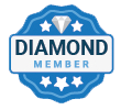 Indotrading diamond member